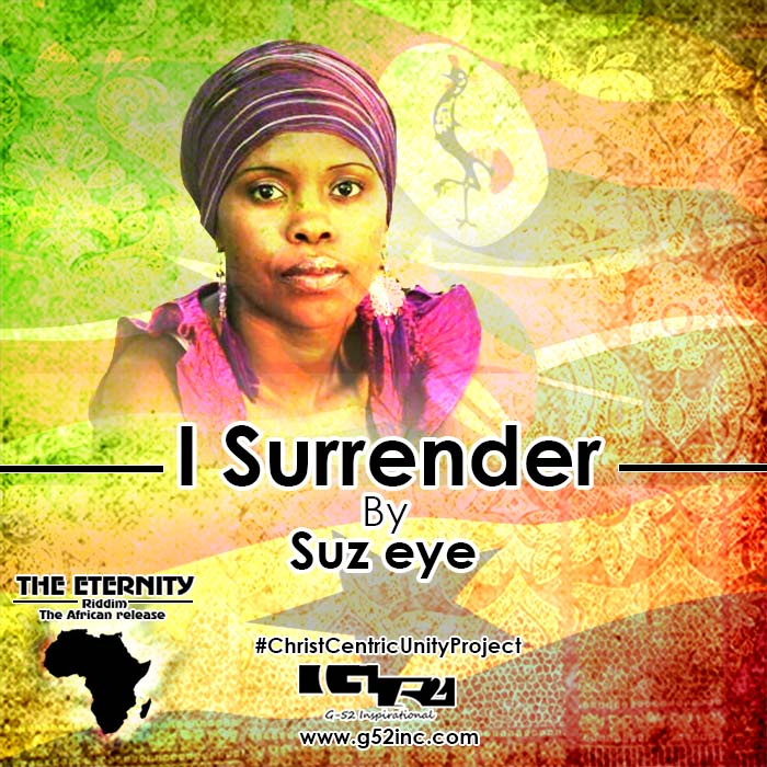 Eternity African Release -Suz eye