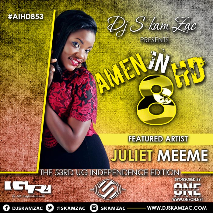 AMEN IN HD 8-MEEME POSTER