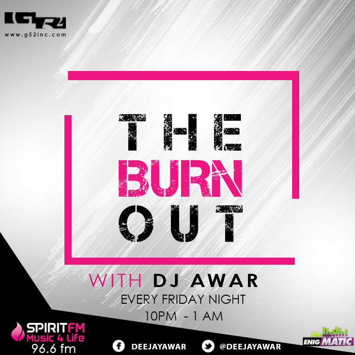 The Burn out-SpiritFM -3