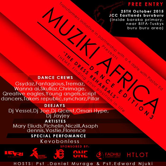 Muziki Africa Dance Edition 3